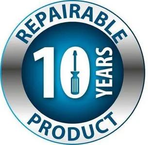 10 ani de reparabilitate