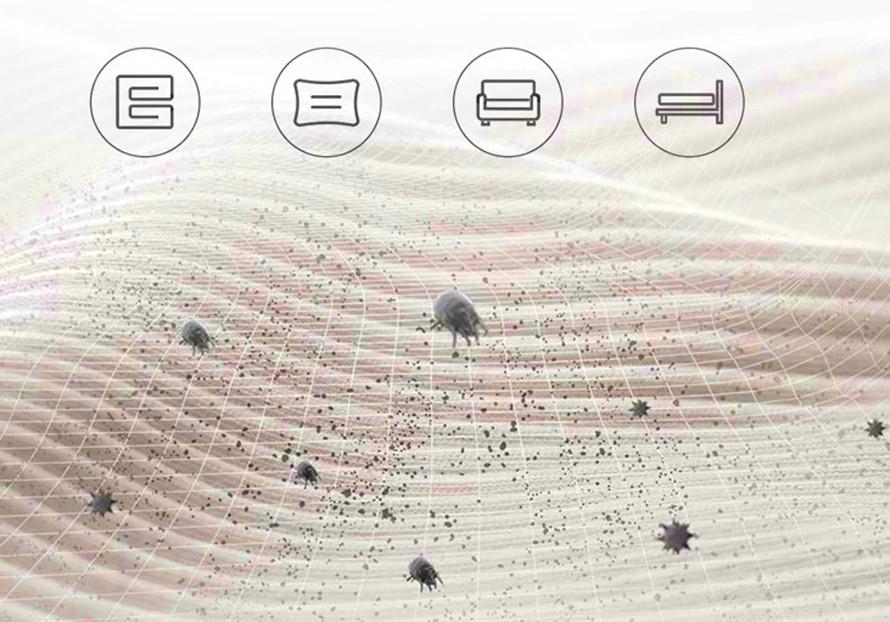 Curățare fără saci cu tehnologie de filtrare ciclonică