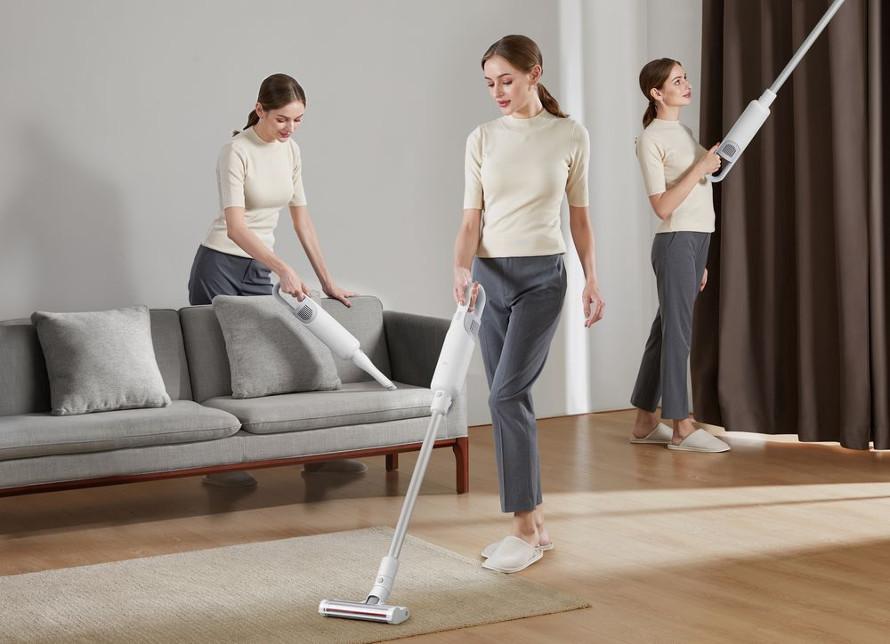 Curățarea cu ușurință